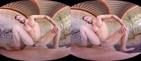 Virtual Real Homo - Army bareback