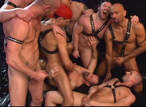 Leather Punks Orgy