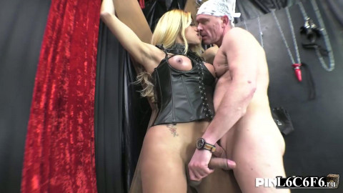 Tgirls Anal Party