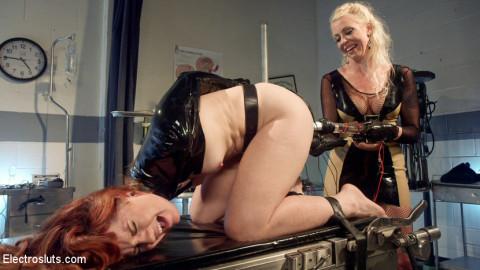 Please Shock My Cunt!: A Lesbian Electrosex Nightmare
