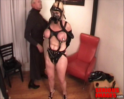 JG-Leathers And Venus DeMila