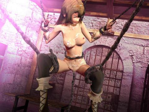Princess prison - Sexy 3D