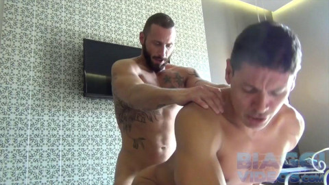 Miracle fucks Colombian ass