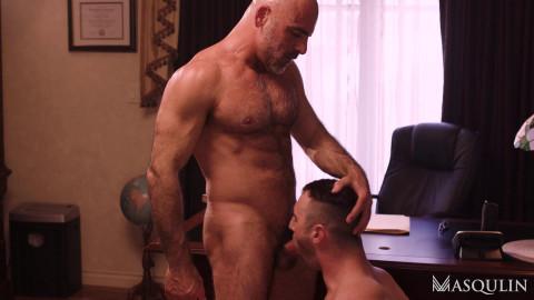 Adam Russo and Michael Boston