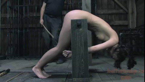 Chinese Water Torture featuring - Elise Graves