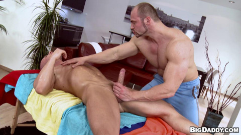 Exciting massage