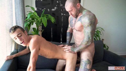 SuDC - Oral Aftercare: Markus Kage, Sean Peek Bareback