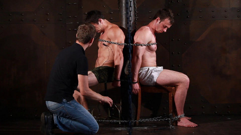 RusCapturedBoys - Trap for Escaped Captives - pt 4