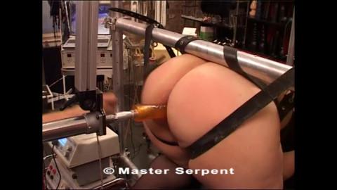 Beauty Alisha Visiting the Torture Galaxy part 2