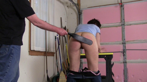 Trip To The Woodshed (21 Feb 2015) Punished Brats