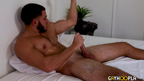 GayHoopla Danny Sosa Knocks His Solo Out Of the Park!