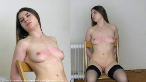 Miss Sultrybelle - The secretary miss Bella Bird & circumcised version