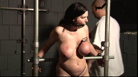 BreastInPain - Breast Tortured by Electricity