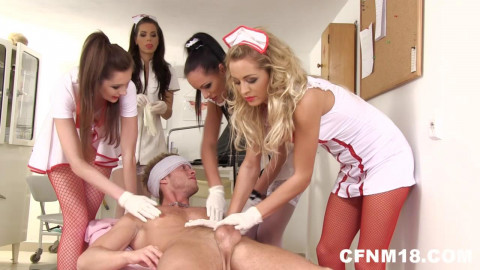 We nurse their methods of how to cure the patient