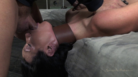 Former Collegian Gymnast Gets Roughly Fucked - Wenona