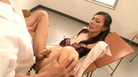 Transsexual Teacher Story! Sorrowful Anal Sex Ejaculation Fucked To Students In Three School