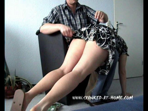 Spanked At Home Super Good The Best Collection. Part 2.