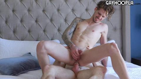 Mason Skyy Introduces Milo Dawson In The Gayhoopla Experience