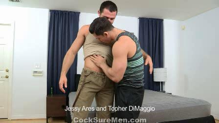 Jessy Ares & Topher DiMaggio