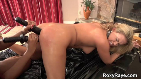 Roxy Raye-Tied and Tortured pt2