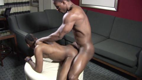 Hot Fucking of DeAngelo Jackson & Isaiah Foxx (720p)