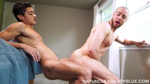 Brendan Phillips and Ashton Summers
