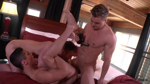 Connor Feeds Brayden & Colt