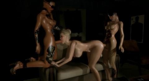 Stella, Ona & Jolie - The Devil Inside