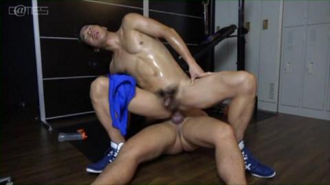 Bareback Male Butt Hole Pt 11