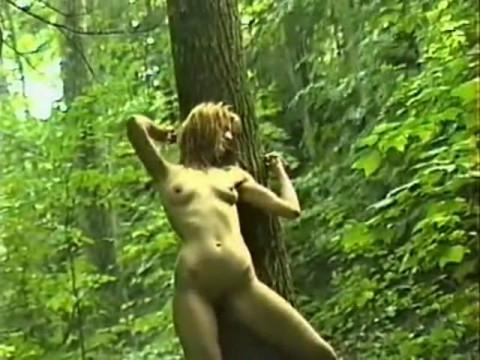 Suzi In woods