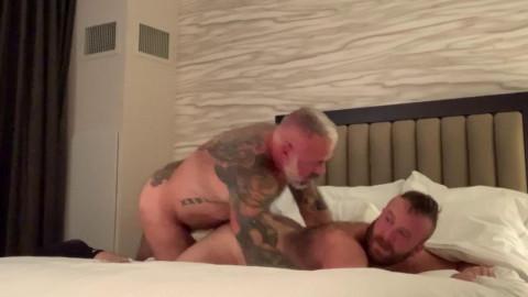 RFC - Daddy Breeds The Sexy Cub Bareback