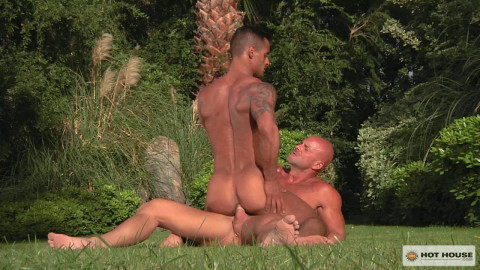 Trunks 8, Scene 3 - Mitch Vaughn & David Benjamin