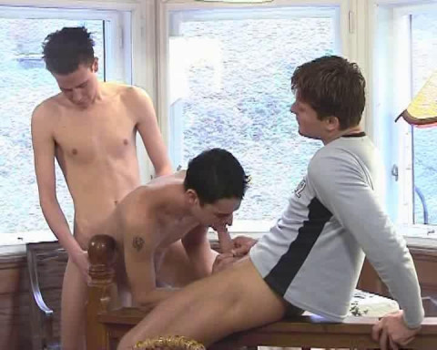 Boys And Toys - Kenny White, Sam Blue, Bastien Totti