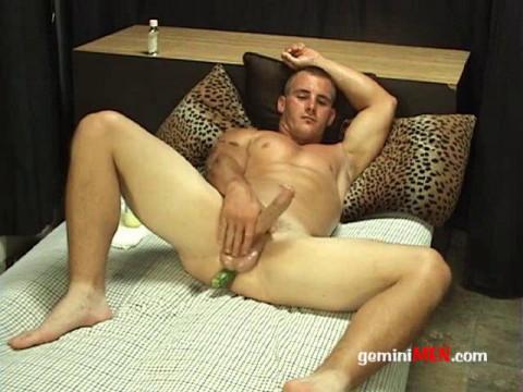 Gemini Men - Brent Marine Muscle Toy Ride