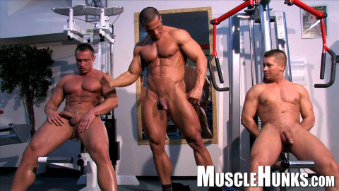 Muscle Worship Fantasy