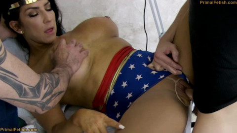 Primal Fetish - Wonder Woman Ragged and Ravaged
