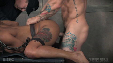 Nikki Darling gets plowed