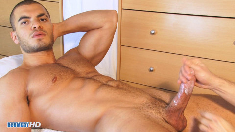 Sexy Farid - Hetero Footballer Gets Sucked