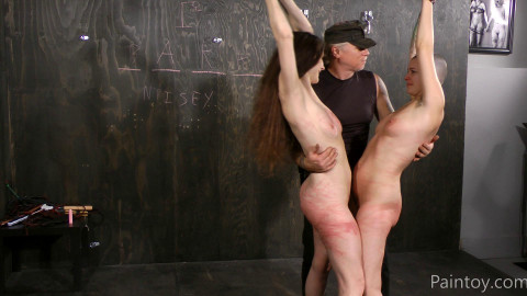 PainToy - Emma And Abigail - Whips Welts And Screams
