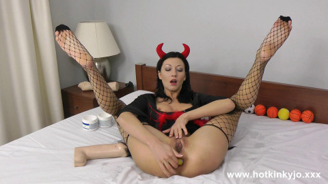 Hotkinkyjo - Devil