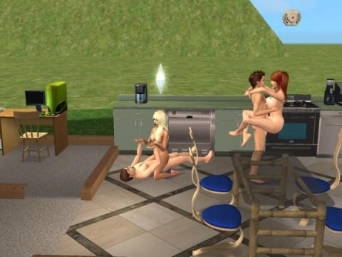 The Sims 2 - Emmanuelle