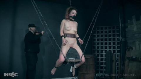 InfernalRestraints - Kate Kenzi - Prisoner 84621