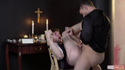 A Cleansing Confession: Dale Kuda, Edward Terrant Bareback