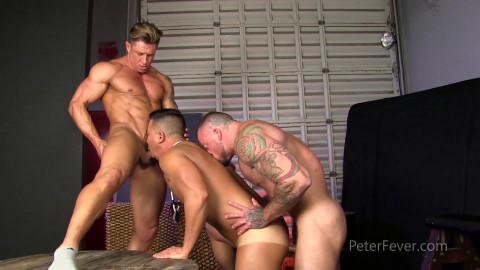 PeterFever - Ken Ott, Osiris Blade and Levy Foxx