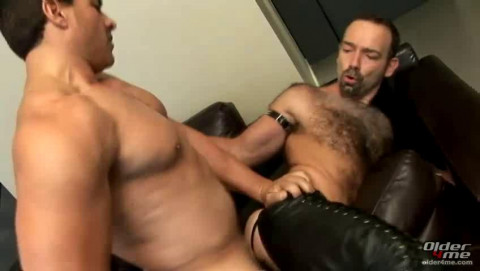 Older 4 me - Two sexually excited dudes