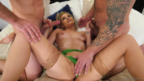 Lisey Sweet, Pierce Paris, Colby Jansen