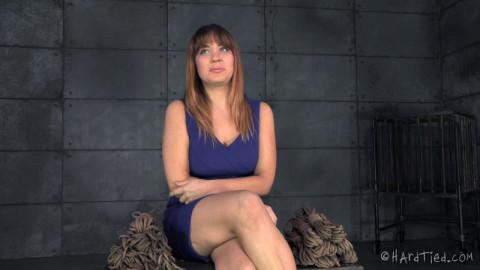 Jessica Ryan - The Rope Slut - BDSM, Humiliation, Torture