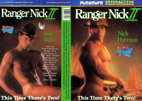 Ranger Nick Vol. 2 (1990) - Nick Harmon, Josh Taylor, Joey Stefano