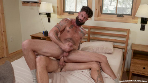 Mountain Tops, Sc 1 - Chris Damned and Alpha Wolfe 720p