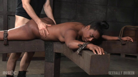 Lisa Tiffian - Curvy slut bound face down ass up and used without mercy (2016)
